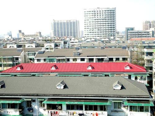 Synthetic resin roof prohect in Hangzhou 3.0mm  80000M2