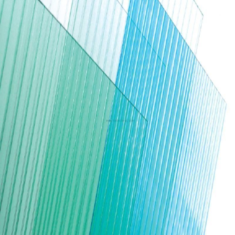 Ketelong Polycarbonate  sheet striped texture