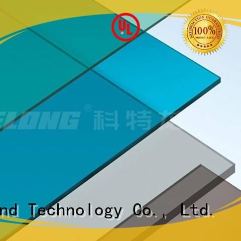 sheet oem corrugated polycarbonate roofing sheets Redwave