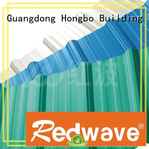 sheet plastic roof tiles long corrosion Redwave Brand