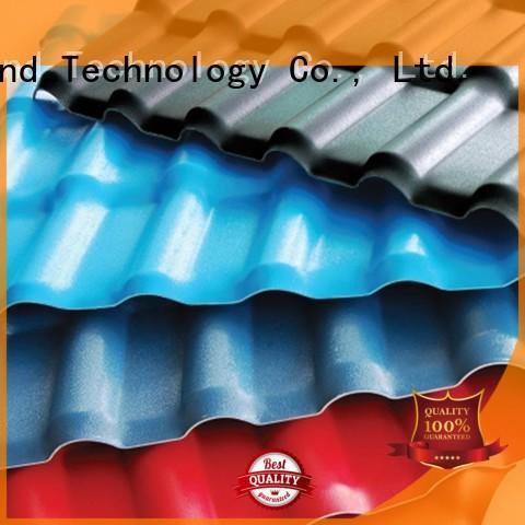 redwave lasting OEM spanish tile roof Redwave