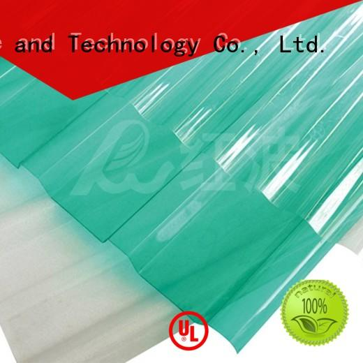 Redwave strong plexiglass sheets with certification for ocean hall