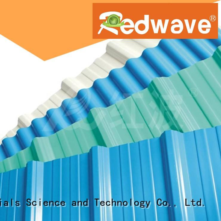 sheet upvc pvc pvc roofing sheets Redwave Brand company