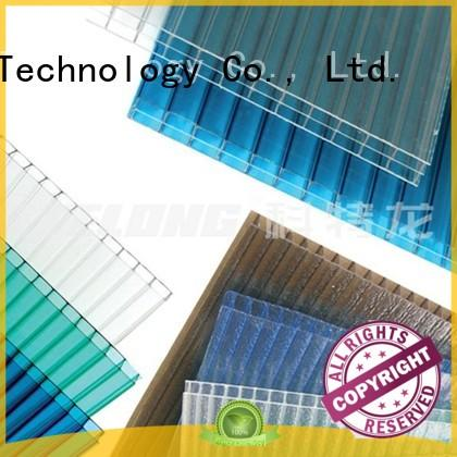 milk white embossed frosted polycarbonate roofing sheets Redwave Brand