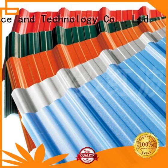 durable roofing sheets pvc from China for residence