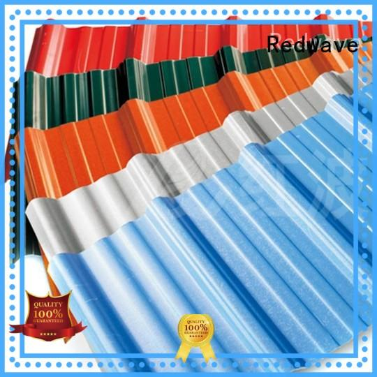 Redwave wholesale plastic roofing sheets free quote for housing