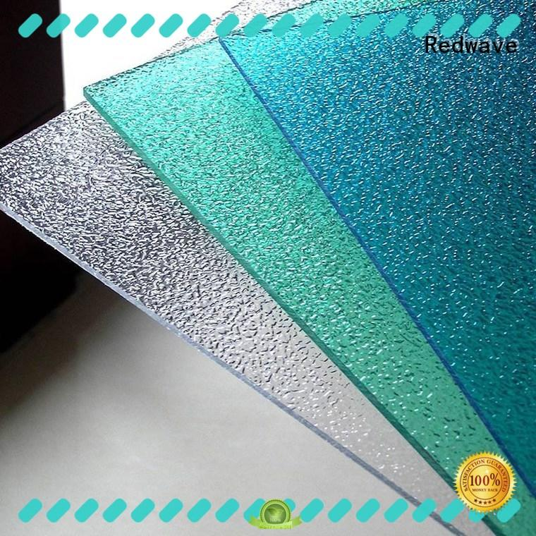 Redwave sheet polycarbonate roofing sheets order now for ocean hall