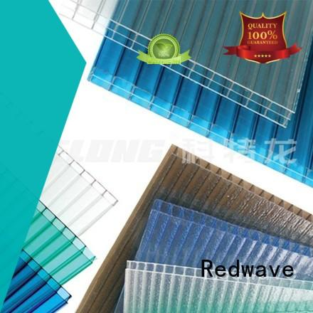Redwave wholesale plexiglass sheets from China for workhouse