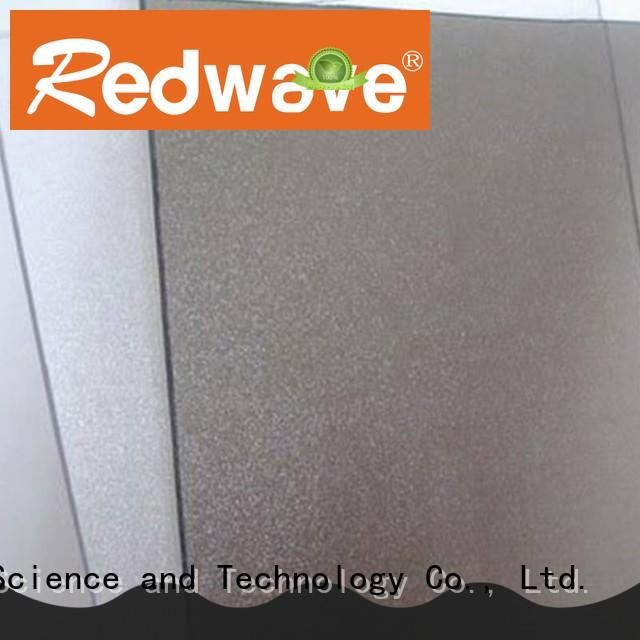 Redwave newly polycarbonate panels factory price for ocean hall