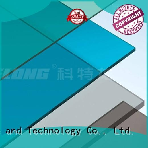 polycarbonate roof sheeting prices blue milk white Redwave Brand
