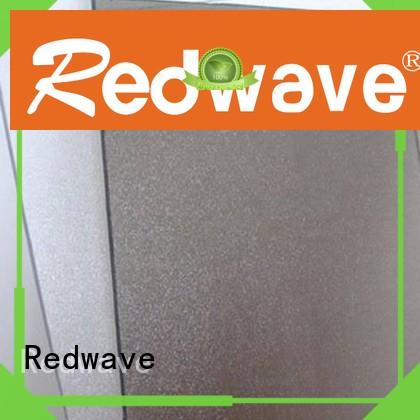 Redwave Polycarbonate Embossed Sheet Matte texture