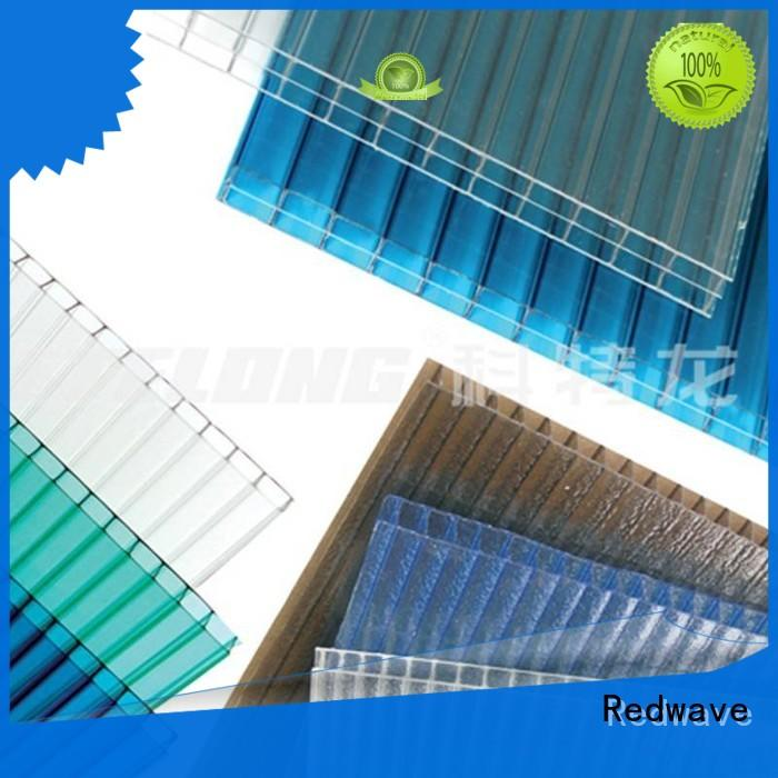 Redwave wholesale plexiglass sheets in bulk for scenic shed