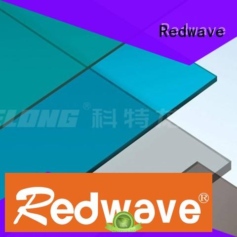Redwave ketelong clear polycarbonate sheet order now for scenic buildings