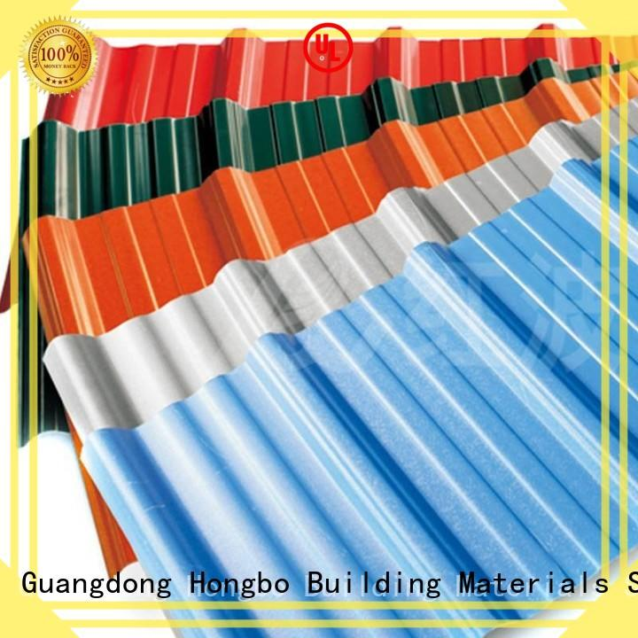 oem sheet pvc roofing sheets roofing Redwave Brand