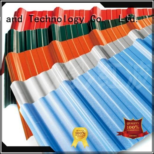 high quality roofing sheets corrosion inquire now for scenic buildings