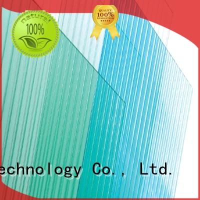 polycarbonate roof sheeting prices embossed oem Warranty Redwave