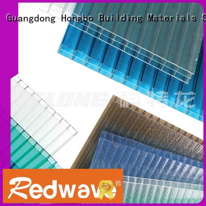 polycarbonate panels matte with good price for housing