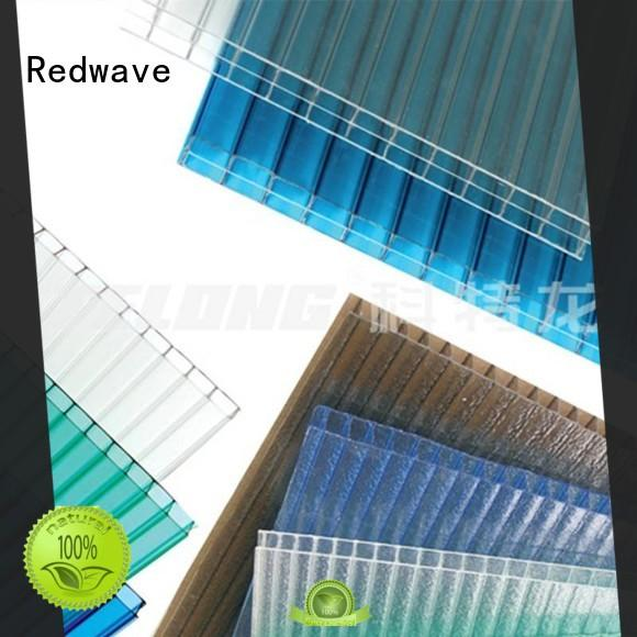 Redwave polycarbonate panels order now for housing