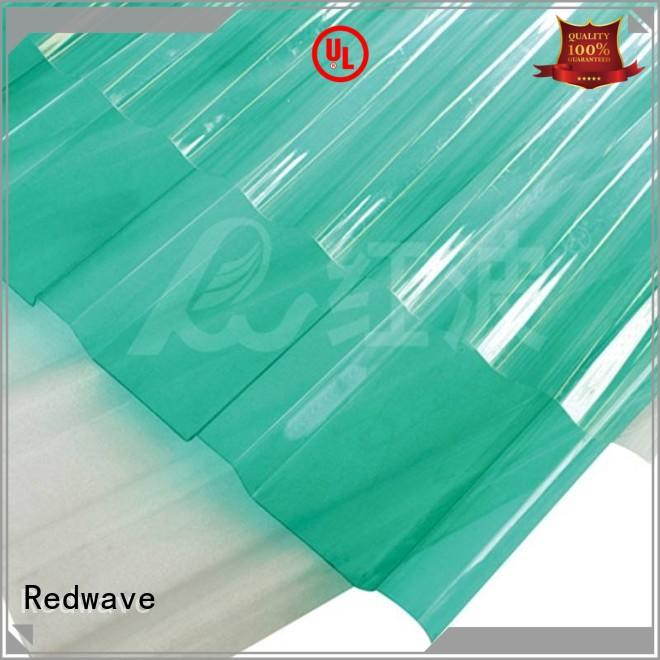 Redwave best-selling polycarbonate roof inquire now for residence