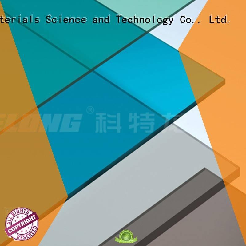 Wholesale corrugated polycarbonate roofing sheets Redwave Brand