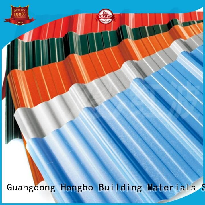 redwave pvc roofing sheet color for scenic buildings Redwave