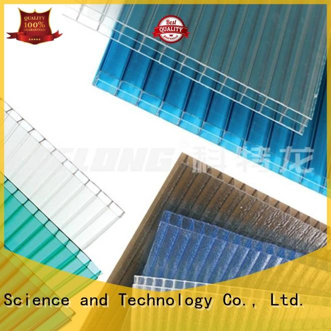 polycarbonate roof sheeting prices green solid quality polycarbonate roofing sheets Redwave Brand