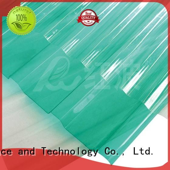 ketelong polycarbonate polycarbonate roofing sheets solid Redwave