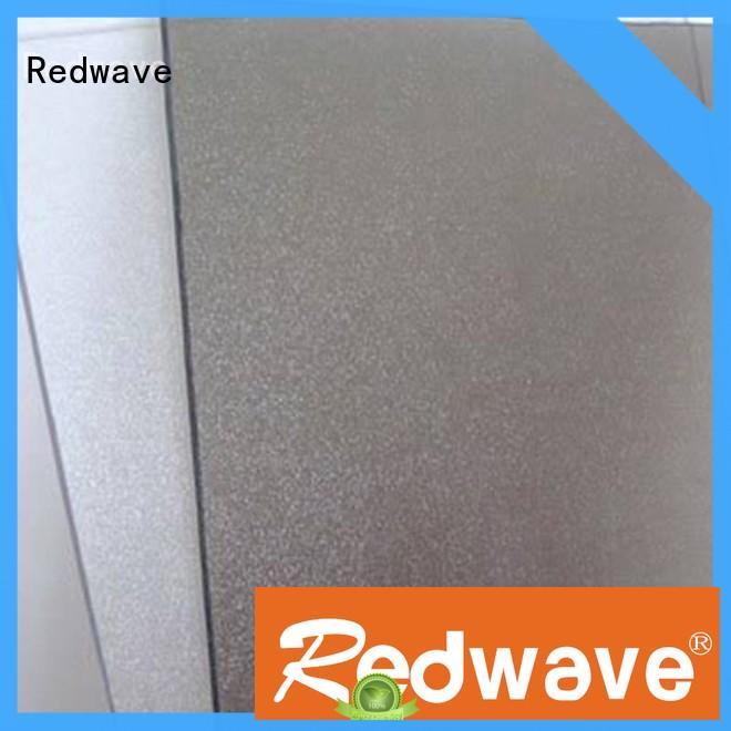 Redwave Polycarbonate Embossed Sheet Matte texture