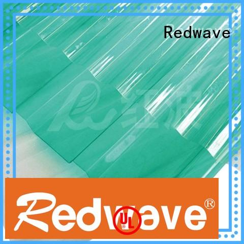 Redwave matte polycarbonate panels inquire now for factory