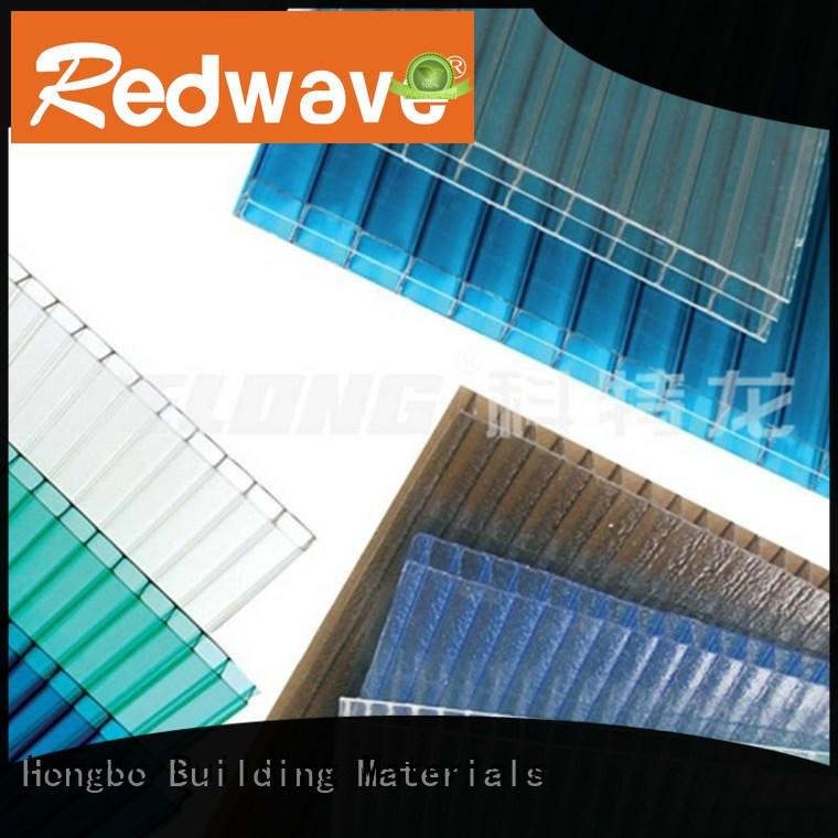 sheet polycarbonate roof with good price for workhouse