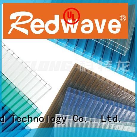 ketelong milk white transparent polycarbonate roofing sheets Redwave