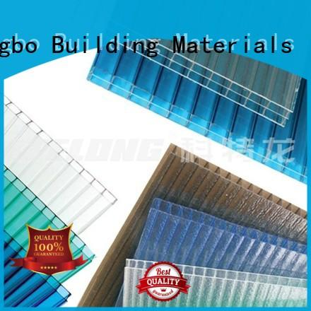 Redwave eco-friendly polycarbonate roof inquire now for factory