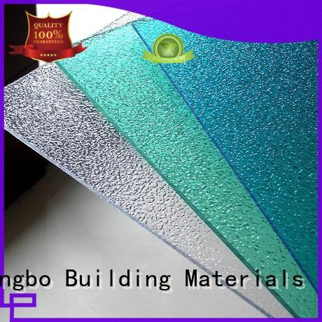 best-selling polycarbonate roof raindrop certifications for residence