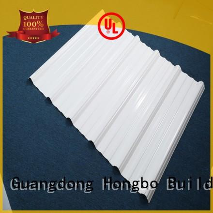 heat pvc roofing sheets blue corrosion Redwave company