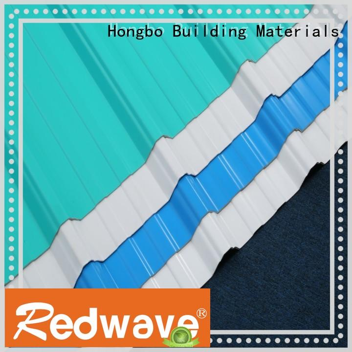 high quality roofing sheets corrosion factory price for ocean hall