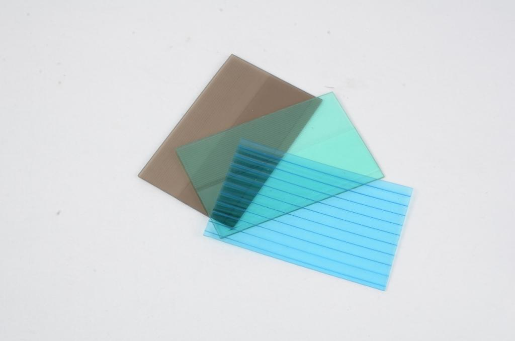 Ketelong Polycarbonate  sheet striped texture