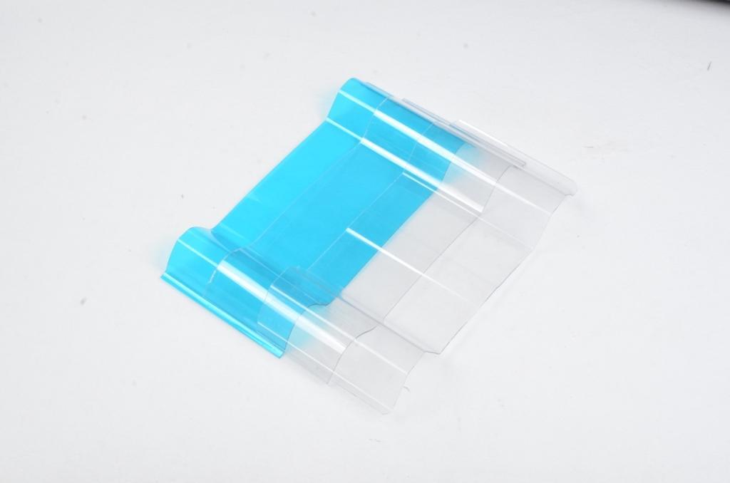 Redwave Polycarbonate corrugated sheet