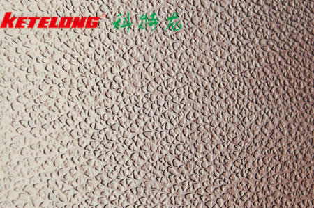 Redwave Polycarbonate embossed sheet raindrop texture