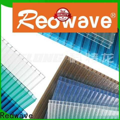 superior polycarbonate sheet texture factory price for housing