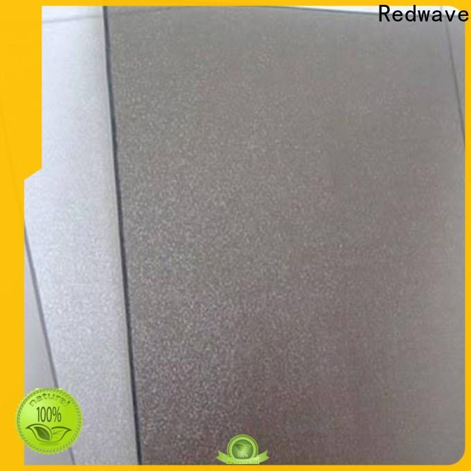Redwave superior polycarbonate panels with good price for residence