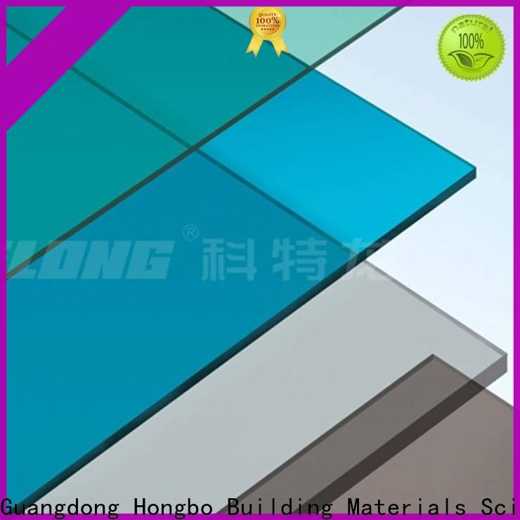Redwave hollow plexiglass sheets factory price for residence