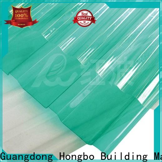 superior plexiglass sheets embossed certifications for housing