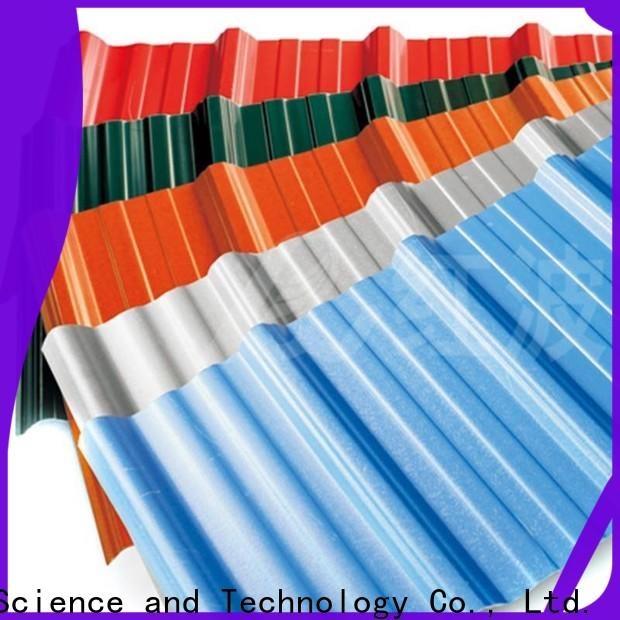 Redwave quality corrugated plastic roofing free quote for scenic buildings