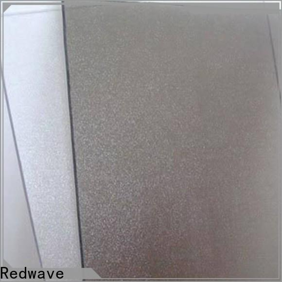 affordable polycarbonate panels redwave factory price for scenic shed