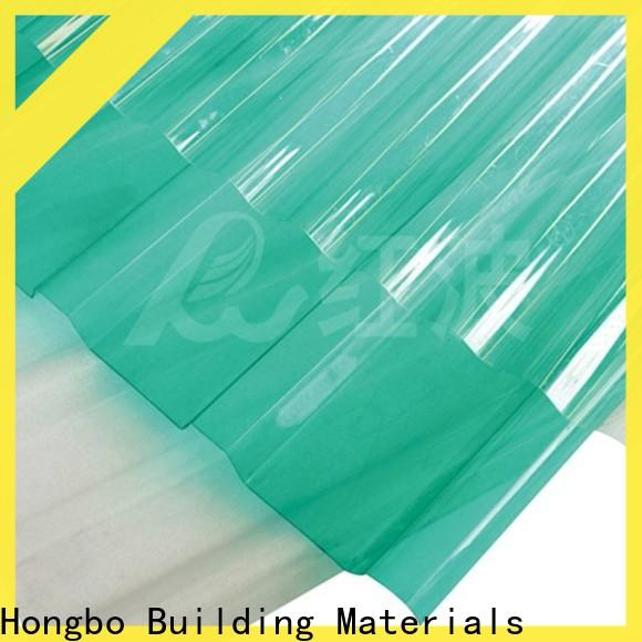 best-selling polycarbonate roof matte in bulk for housing