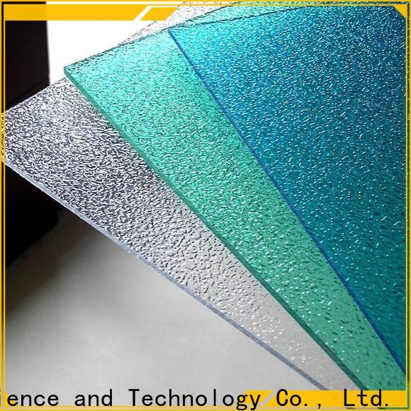 Redwave ketelong polycarbonate roofing sheets certifications for ocean hall