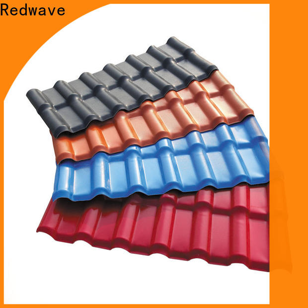 first-rate plastic roofing sheets resistance with cheap price for factory