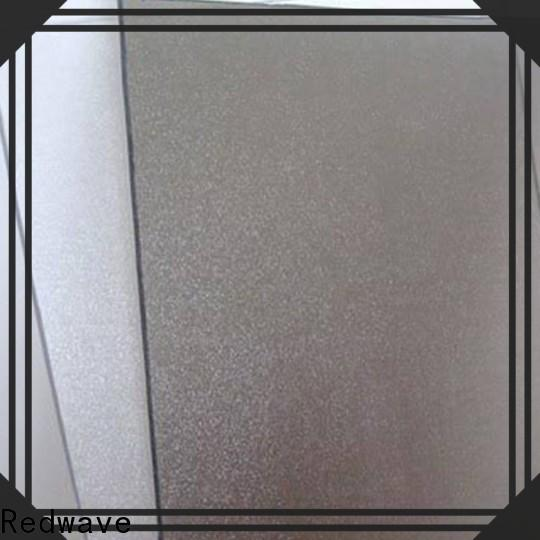 Redwave best-selling plexiglass sheets inquire now for ocean hall