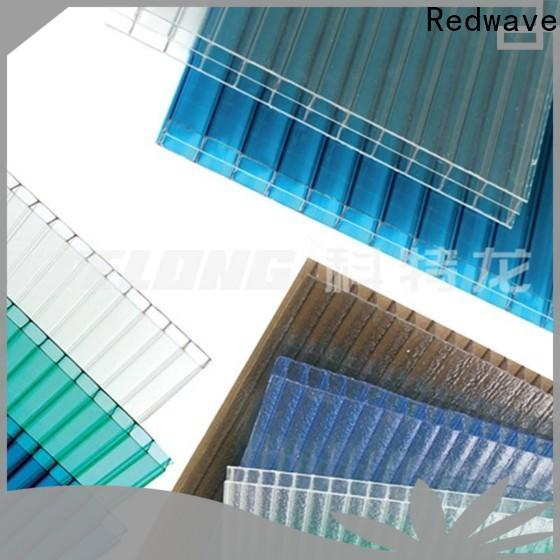 superior plexiglass sheets redwave in bulk for workhouse