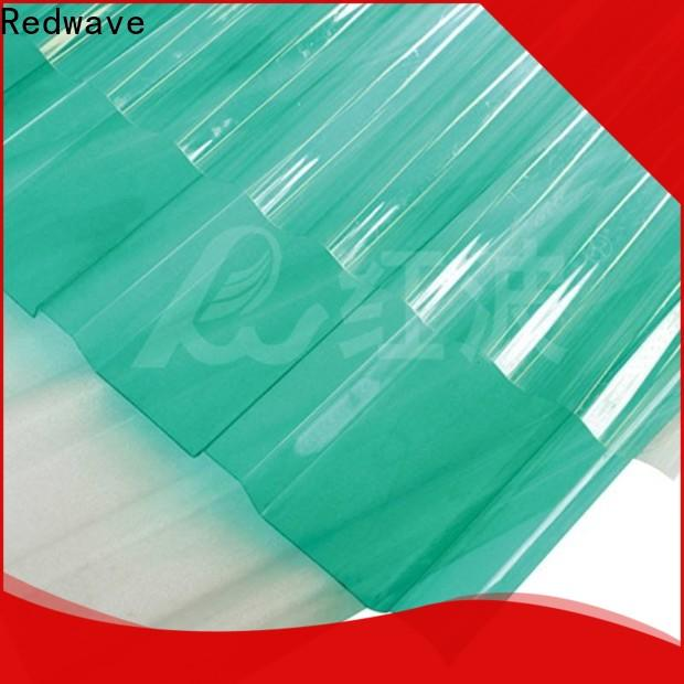 Redwave redwave polycarbonate roof inquire now for residence